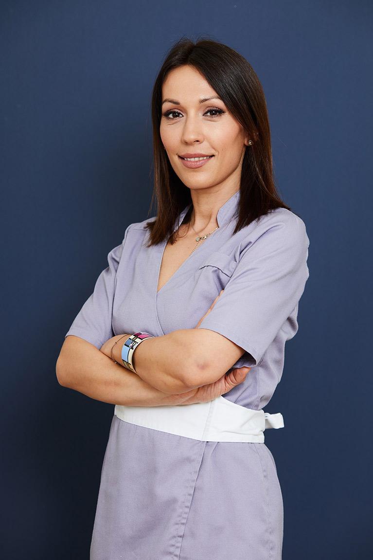 Doktorka Sanja Pendić